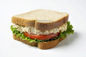 Tuna-Wheat-Bread-GymMemberShipFees