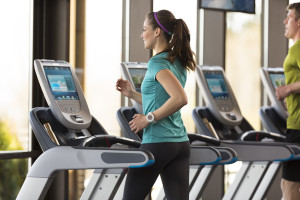 Set up the Treadmill and Running-GymMembershipFees