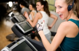 Don't bother anyone who's wearing a set of headphones-GymMembershipFees