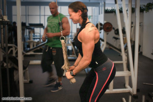 Triceps Pushdown-GymMembershipFees