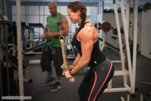 Triceps Pushdown-GymMembershipFees