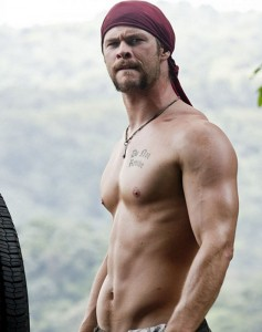 Chris Hemsworth workout - GymMembershipFees