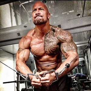 Dwayne Johnson Workout - GymMembershipFees