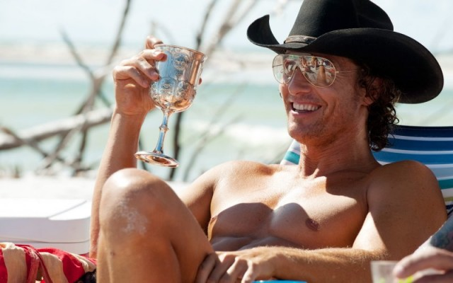 Matthew McConaughey's Magic Mike Workout Revealed-GymMembershipFees
